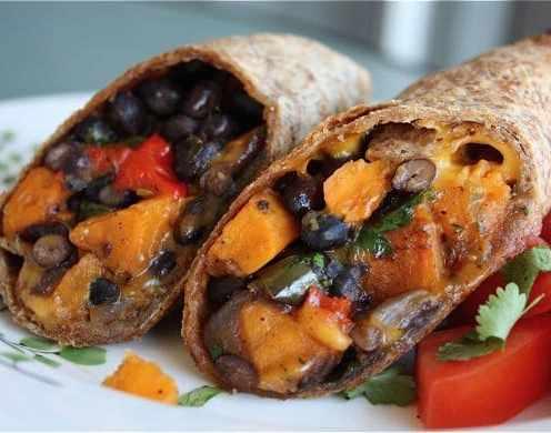 burrito- aggie's kitchen.com