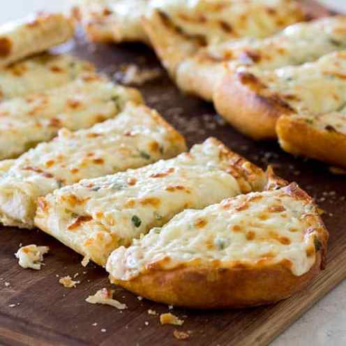 gar;lic bread- barbara bakes